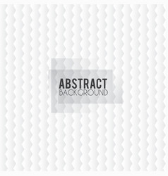 abstract background with white paper cut shapes vector image