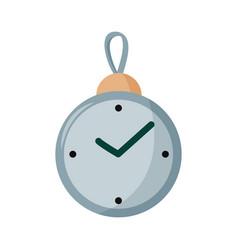 Clock timer graphic design vector