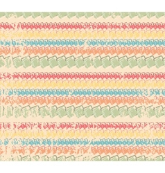 vintage striped background vector image
