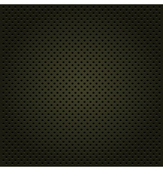 template metallic background vector image