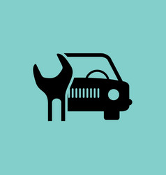 icons car service vector image