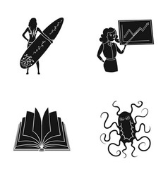 infection medicine hobbies and other web icon in vector image