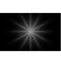 comic white dotted gradient halftone pop art retro vector image