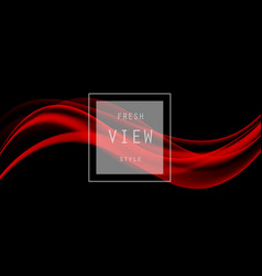 Abstract elegant art design template vector