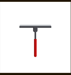 Cleaning service brush or squeegee for cleaning vector