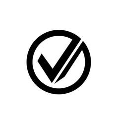 modern checklist vector image