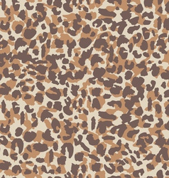 abstract animal background vector image