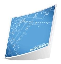 Architecture background sticker 4 vector