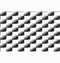 Glossy seamless pattern in the checkerboard vector
