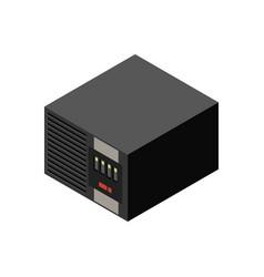 Ups power supply vector