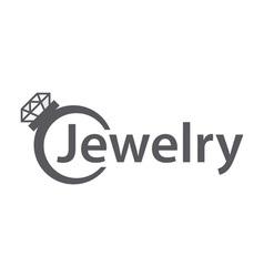 Jewelry vector image vector image