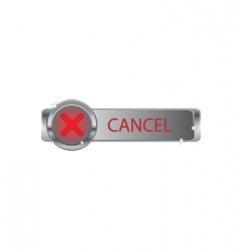 cancel vector image