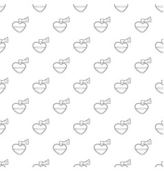love potion pattern seamless vector image
