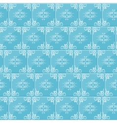 Seamless texture of tile vector image