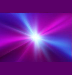 High speed radial motion blur background vector