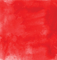 red watercolour background 1412 vector image