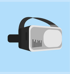 vr box vector image