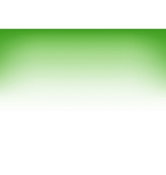 White Green Flash Gradient Background vector image