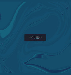 Elegant blue marble texture background vector