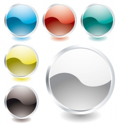 shine icons vector image