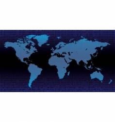 texture world vector image