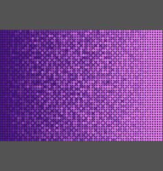 the banner purple sequins glitter sparkle back vector image