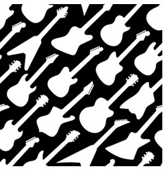 black and white colors pattern with different vector image