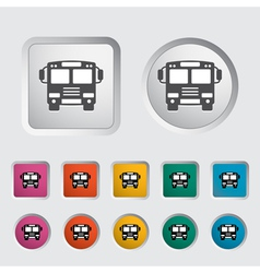 Bus vector image