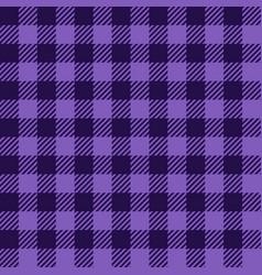 Violet lumberjack seamless pattern vector