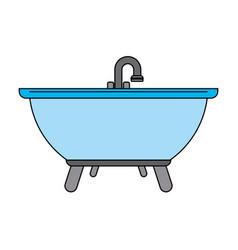 bathware item icon image vector image