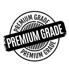 Premium Grade rubber stamp vector