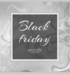 Black friday special offer vector