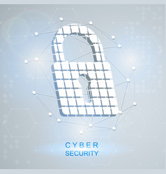 Cybersecurity and information network protection vector
