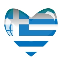 Love for Greece vector