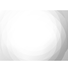 Abstract light gray background with copy-space vector image vector image