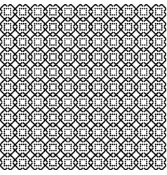 white abstract sameless pattern vector image
