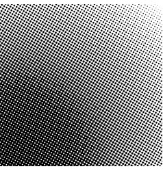 halftone dots background halftone texture vector image vector image