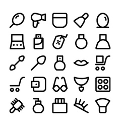 Clothes Icons 16 vector image
