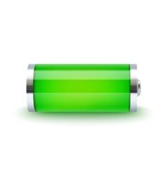 Full battery indicator vector