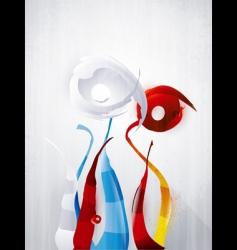 modern digital vector image