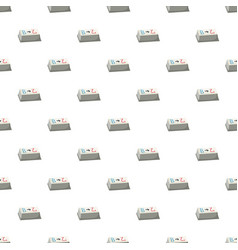 button for translation pattern vector image vector image