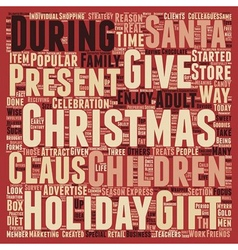 Christmas Article 39 text background wordcloud vector