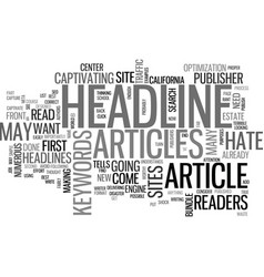 A publisher s rant why i hate your article vector