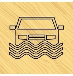 Insurance icon design vector