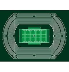 Stadium vector image vector image
