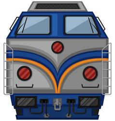 gray train design on white background vector image