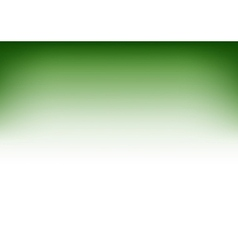 White Green Gradient Background vector image