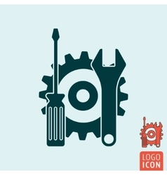 Support icon isolated vector