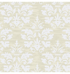 Wallpaper grunge vintage floral seamless pattern vector