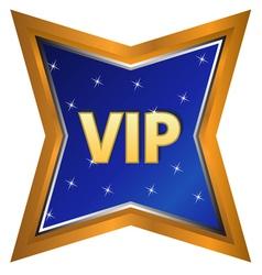 Vip symbol vector